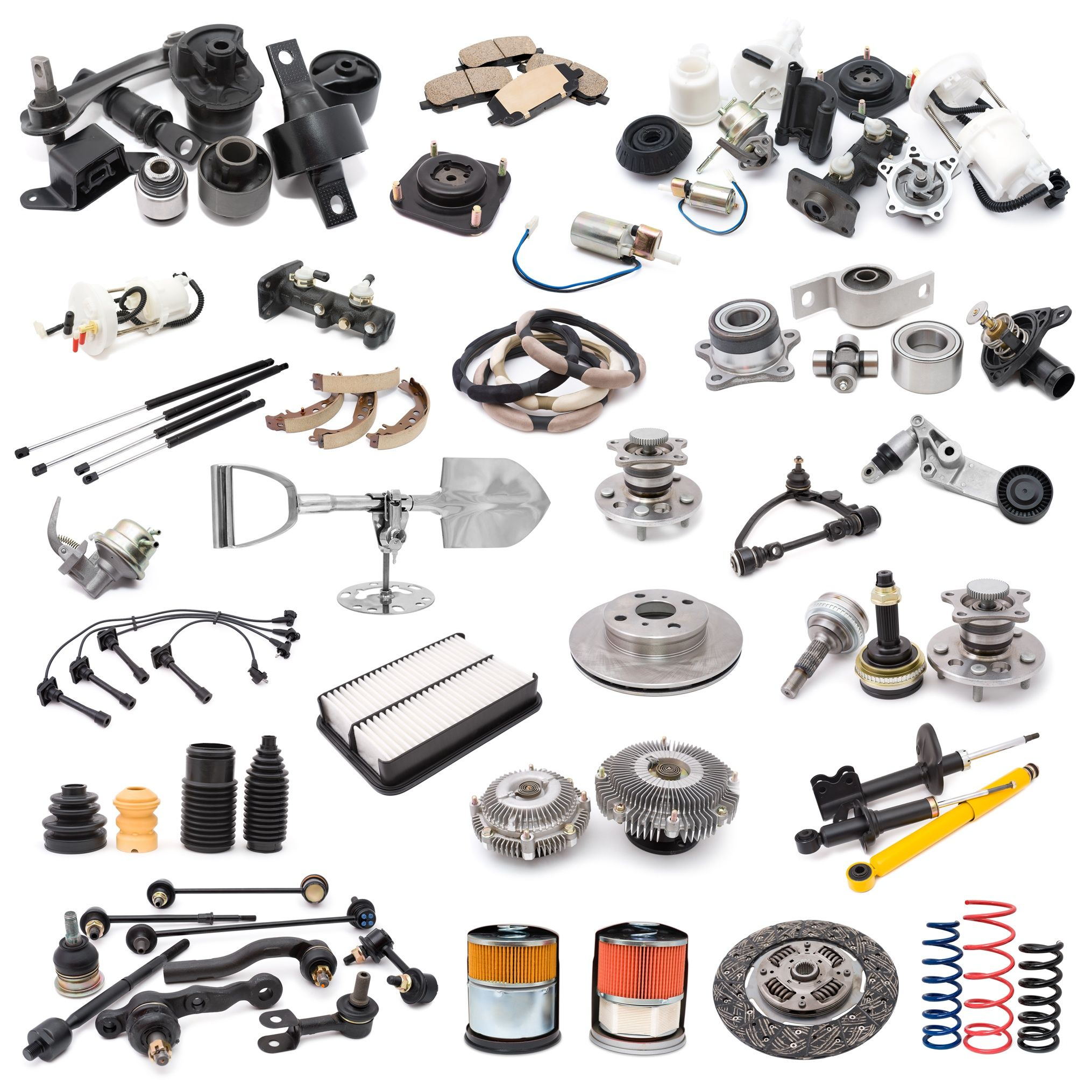 car auto parts bbg inc